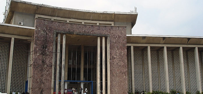 University of Kinshasa - DRC