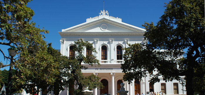 University of Stellenbosch - South Africa